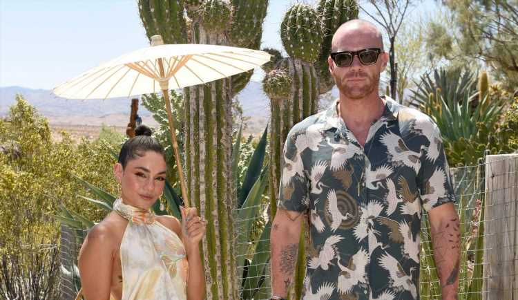 Vanessa Hudgens Showed Off Her Desert Style During a Weekend Retreat!
