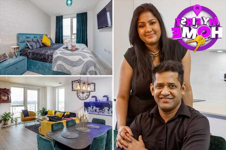 We bought £480k two-bed home despite facing redundancy by ditching holidays and working extra shifts at Nando's