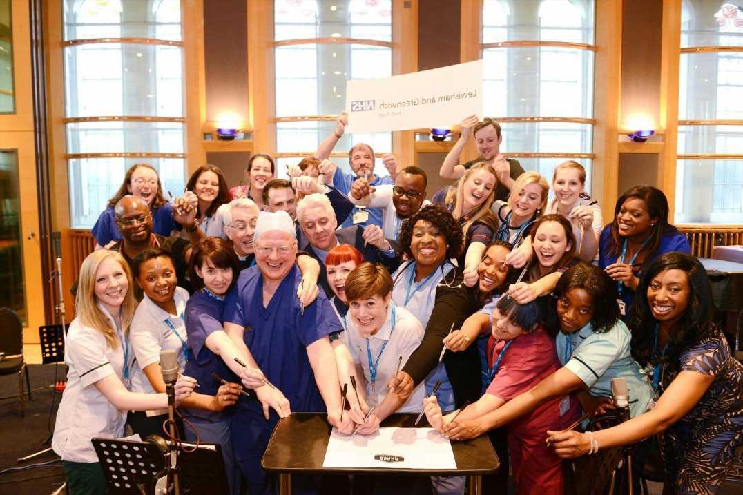 Who are the Lewisham & Greenwich NHS Choir? – The Sun