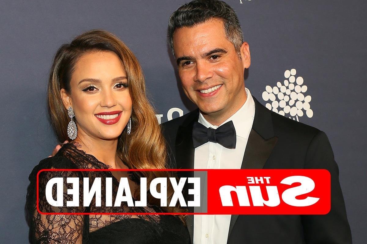 Who is Jessica Alba's husband Cash Warren?