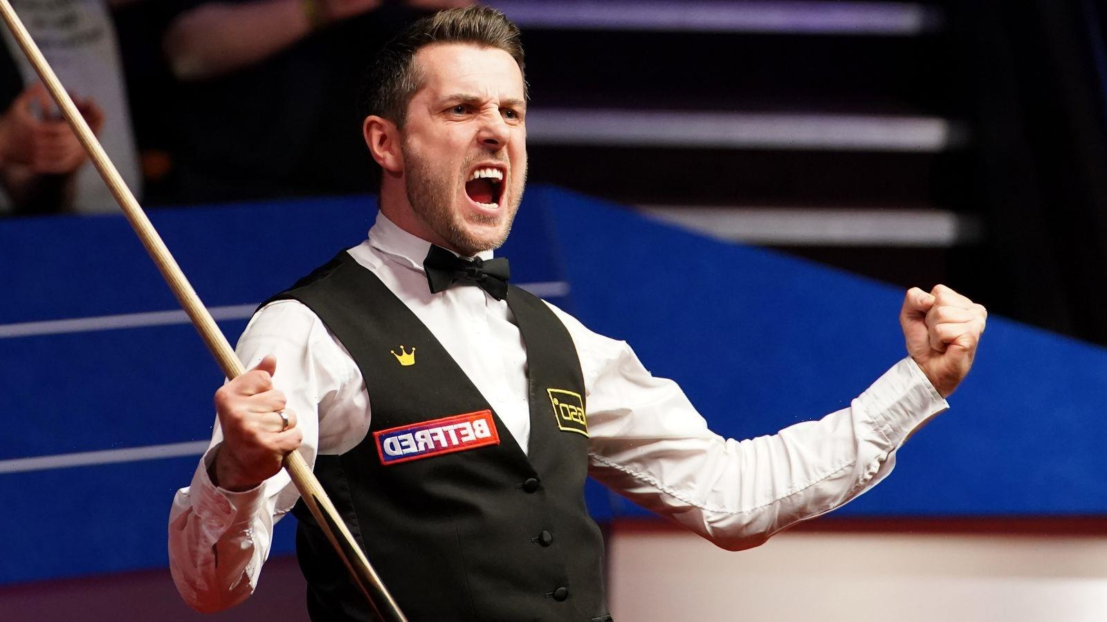 World Snooker Championship: How Mark Selby became a four-time Crucible winner