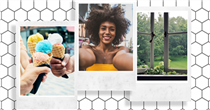 'Photo dumping': the chill new Instagram trend we're embracing