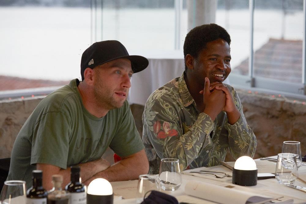 'Below Deck Mediterranean': Mzi 'Zee' Dempers Spills Why He Was so Nervous to Join the Deck Team (Exclusive)
