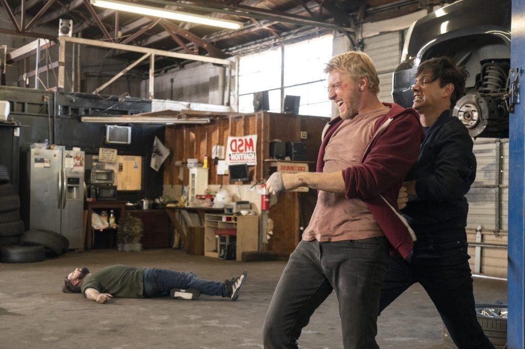 'Cobra Kai' Star William Zabka Says Fighting Ralph Macchio 'Feels Like a Baseball Bat to My Arms'