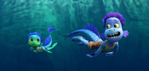 'Luca': How Director Enrico Casarosa's Childhood Inspired Pixar's Sea Monsters
