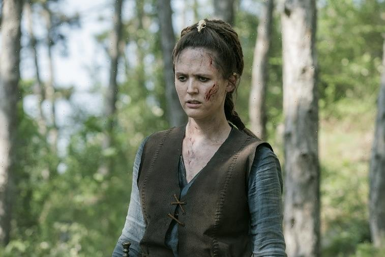 'The Last Kingdom': Emily Cox (Brida) Shared 'Throwback' Photos With This 1 Actor