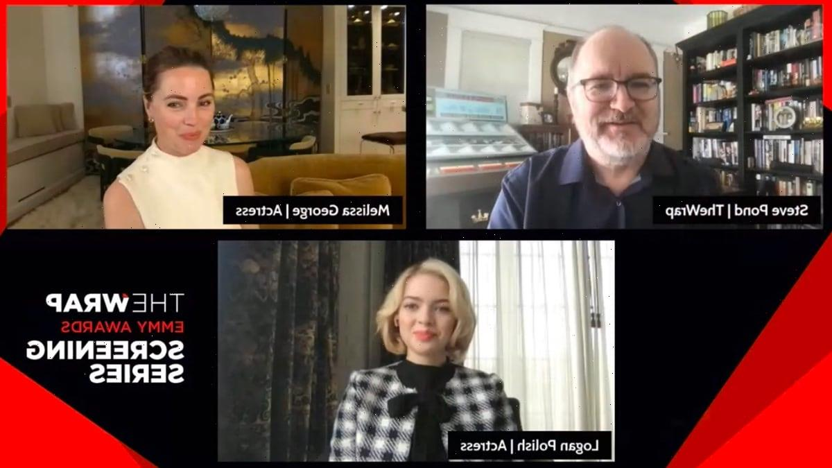 'The Mosquito Coast' Star Melissa George Hasn't Read the Book, But She Did Do 'a Weird Thing' to Prepare (Video)