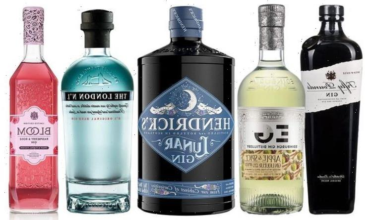 14 gins with huge discounts just in time for World Gin Day