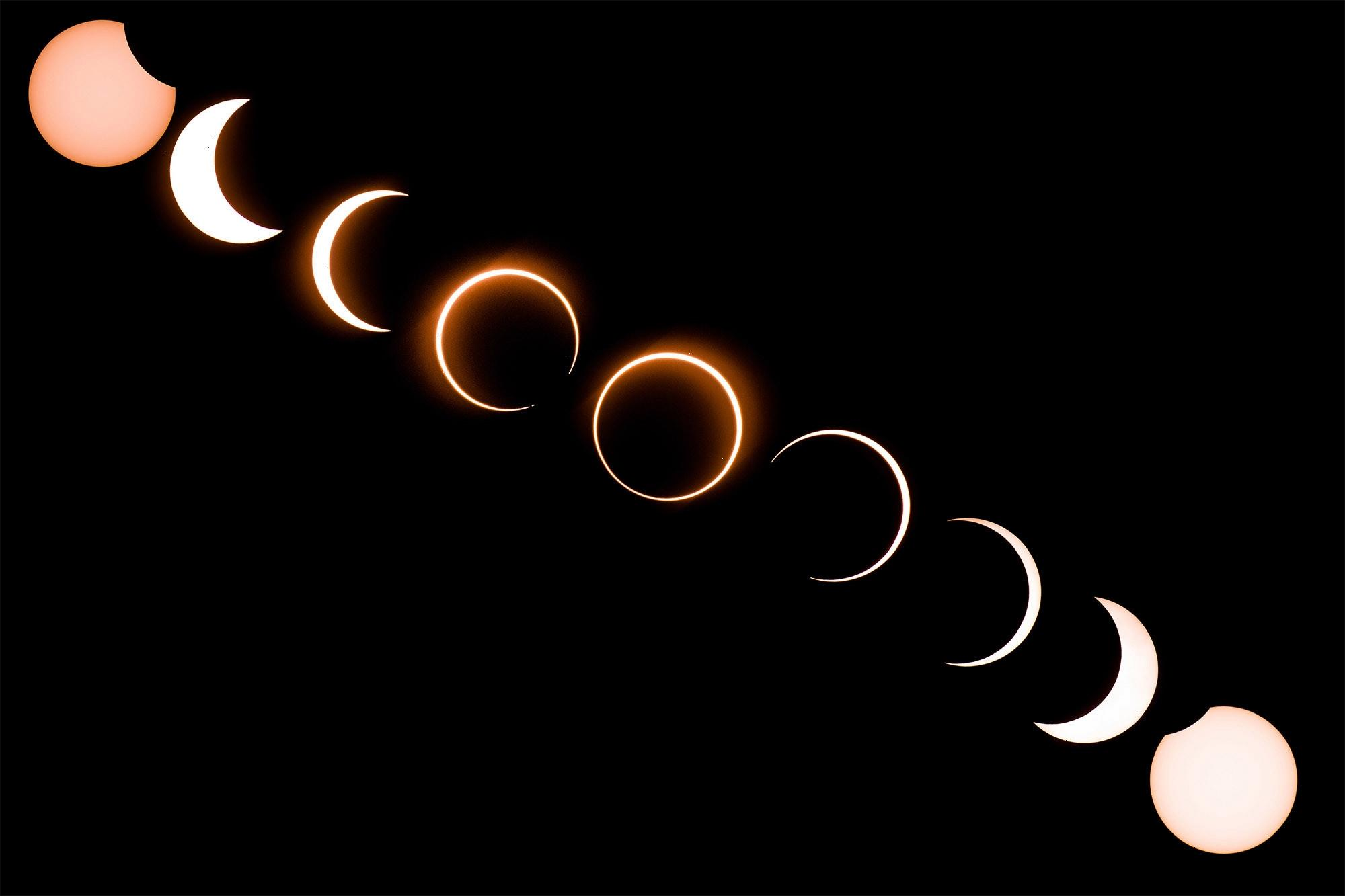 'Ring of Fire' solar eclipse 2021: When, where and how to see it
