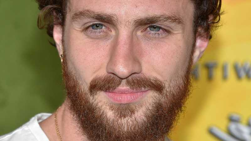 Aaron Taylor-Johnson's Net Worth May Surprise You