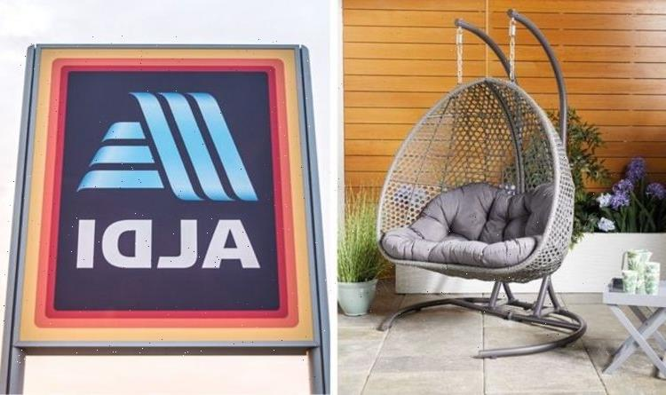 Aldi brings back sell-out egg chair with 'even better' version – on sale next month