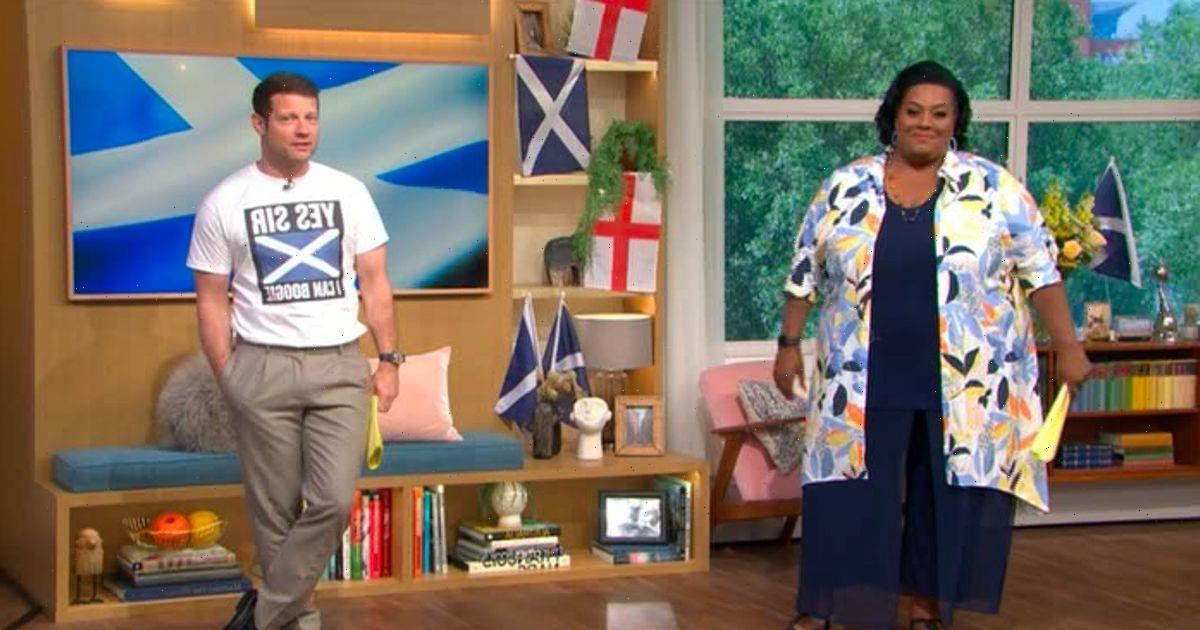Alison Hammond and Dermot O'Leary's This Morning football takeover divides fans