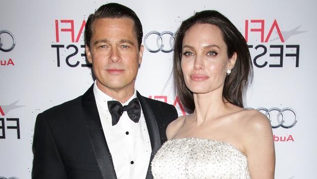 Angelina Jolie Appealing Brad Pitt's Joint Custody Of 5 Minor Children At Upcoming Hearing