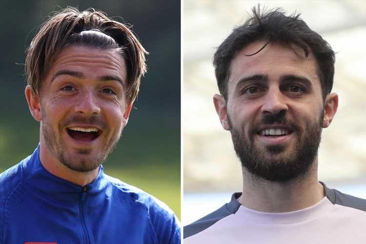 Atletico Madrid keen on Bernardo Silva transfer in move that could see Man City sign Jack Grealish