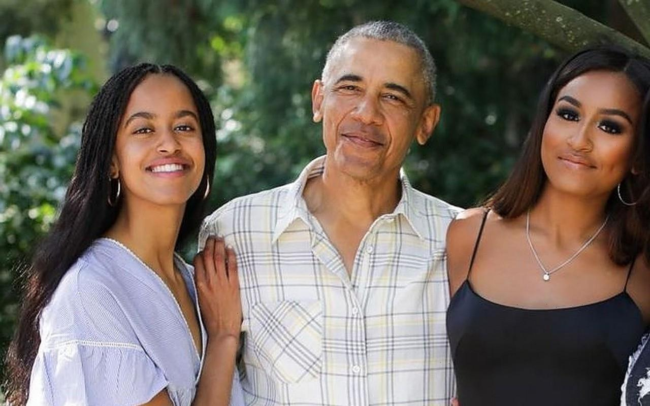 Barack Obama Worried About Daughters' Safety as They Attended BLM Rallies