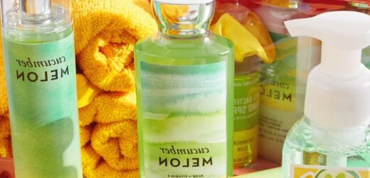 Bath & Body Works Brought Back a Summer Classic For Its Semi-Annual Sale — and It's 75% Off