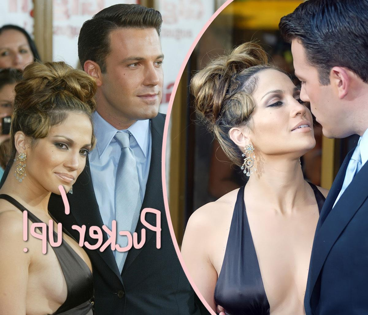 Ben Affleck & Jennifer Lopez Caught Making Out In Front Of Her Kids!!