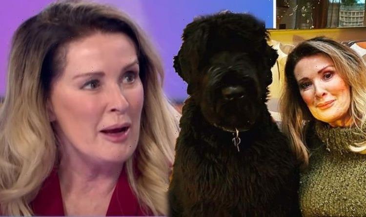 Beverley Callard in shock as beloved dog almost 'burnt the house down' in freak accident