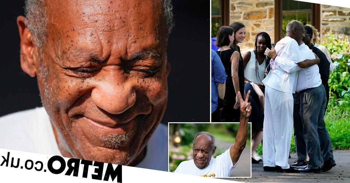 Bill Cosby returns home from prison after sexual assault conviction overturned