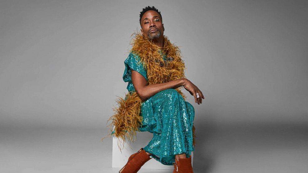 Billy Porter launches shoe collection with Jimmy Choo