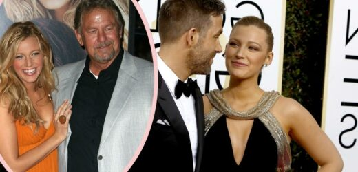 Blake Lively & Ryan Reynolds Break Their Silence On Her Father's Death With Loving Tribute