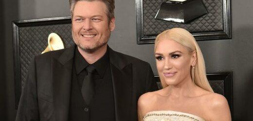 Blake Shelton, Gwen Stefani spark secret wedding rumors after she's spotted with new ring