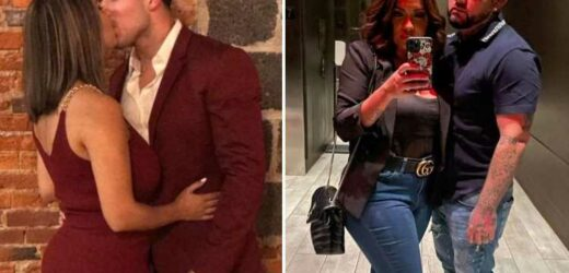 Briana DeJesus confirms she and Javi are engaged and 'in love' after split rumors circulated from 'haters & costars'
