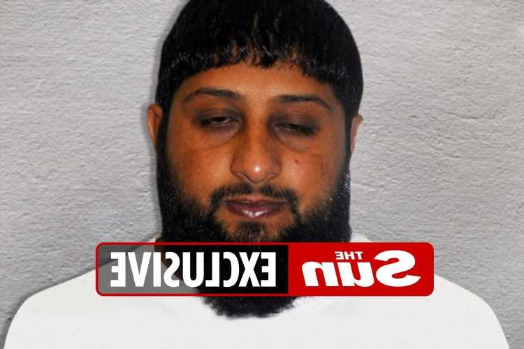 Britain's top al-Qaeda terror master Rangzieb Ahmed may be released from prison within days