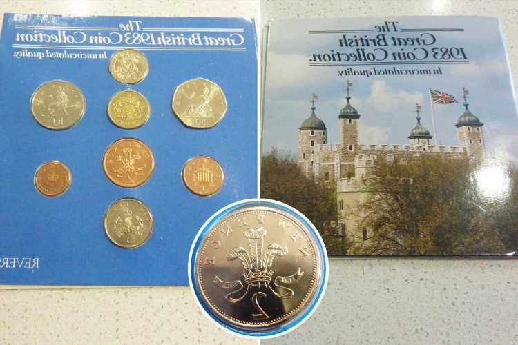 British coin set containing rare error 2p sells for £930 on eBay – how to check if you have one