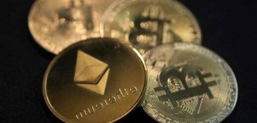 Brits with cryptocurrency warned they could lose ALL their money as it's revealed 2.3million have invested