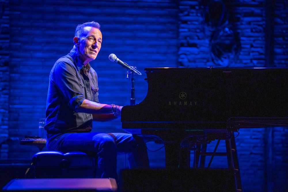 Bruce Springsteen Returns to Broadway With Emotional Performance: 'It's a Long Time Coming'
