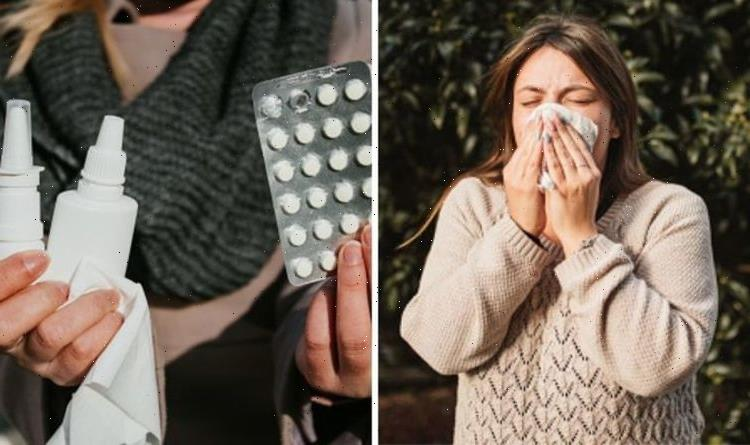 Can you develop hay fever? The reason why you've got hayfever this year for the first time