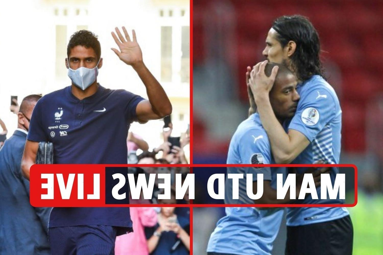 Cavani recommends Man Utd sign De La Cruz, Varane 'wants £400k in wages', Sancho 'tells team-mates he's joining United'
