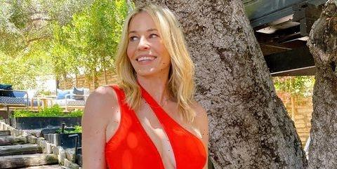 Chelsea Handler, 46, Has Seriously Toned Legs Wearing A Red Swimsuit In Her New Instagram Photo