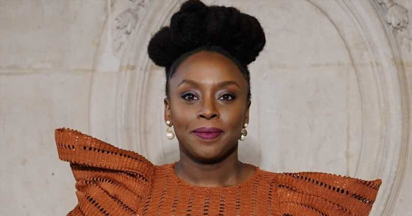 Chimamanda Ngozi Adichie just talked about grief in the most beautiful way