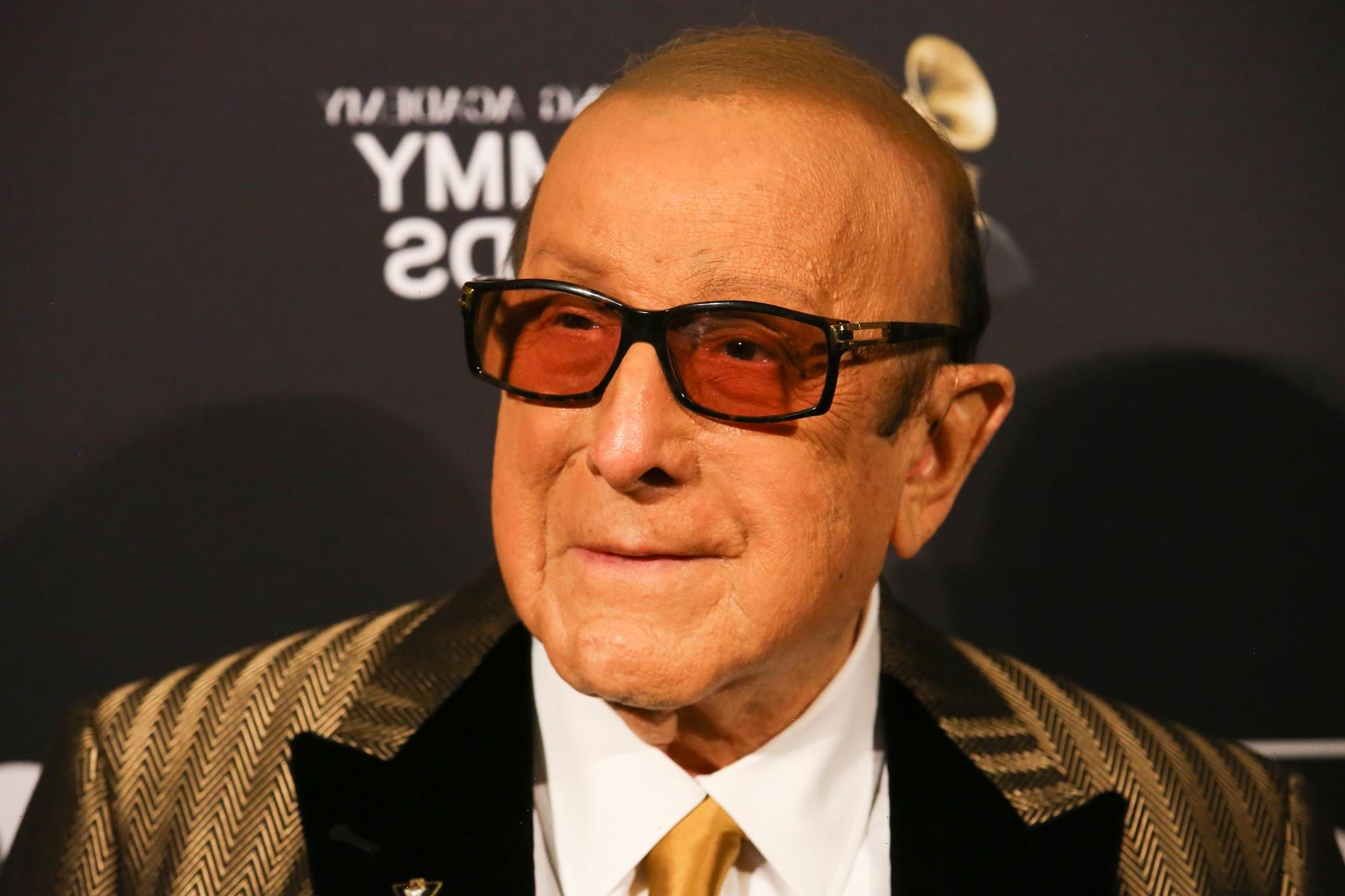 Clive Davis to Produce New York 'Mega-Concert' for City's Reopening