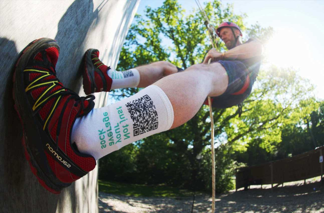 Dads think they will be gifted 35 pairs of socks in their lifetime, survey reveals