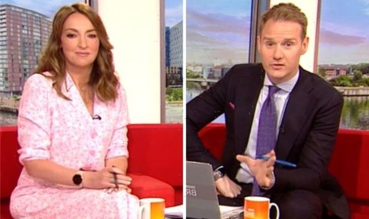 Dan Walker goes missing on BBC Breakfast as Sally Nugent addresses co-star's absence
