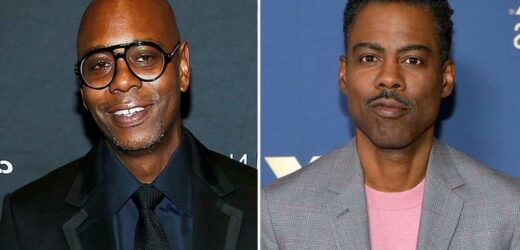 Dave Chappelle and Chris Rock on a roll at NYC's reopened music venues