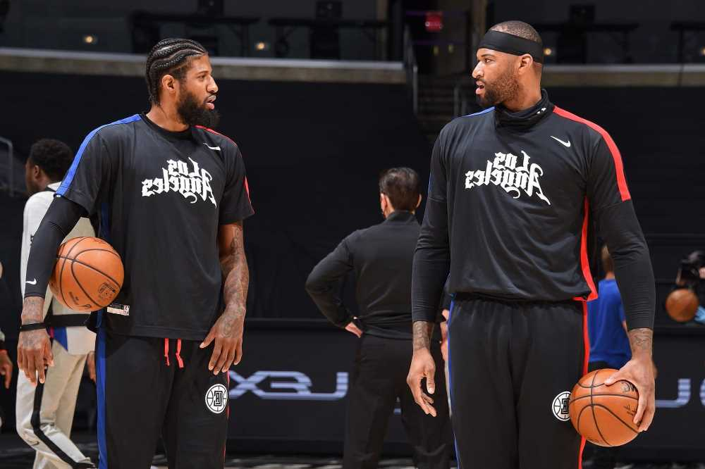 DeMarcus Cousins is done with the Paul George slander
