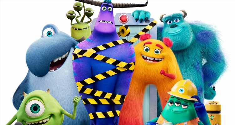 Disney+ Moves 'Monsters at Work' Premiere Date, Drops Series Trailer – Watch