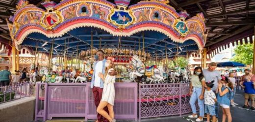 Disney World drops indoor mask policy in 'most areas' for vaccinated visitors