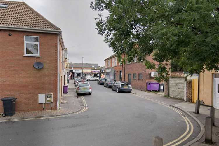 Driver stabbed repeatedly in neck and chest as he sat in car near children's play area