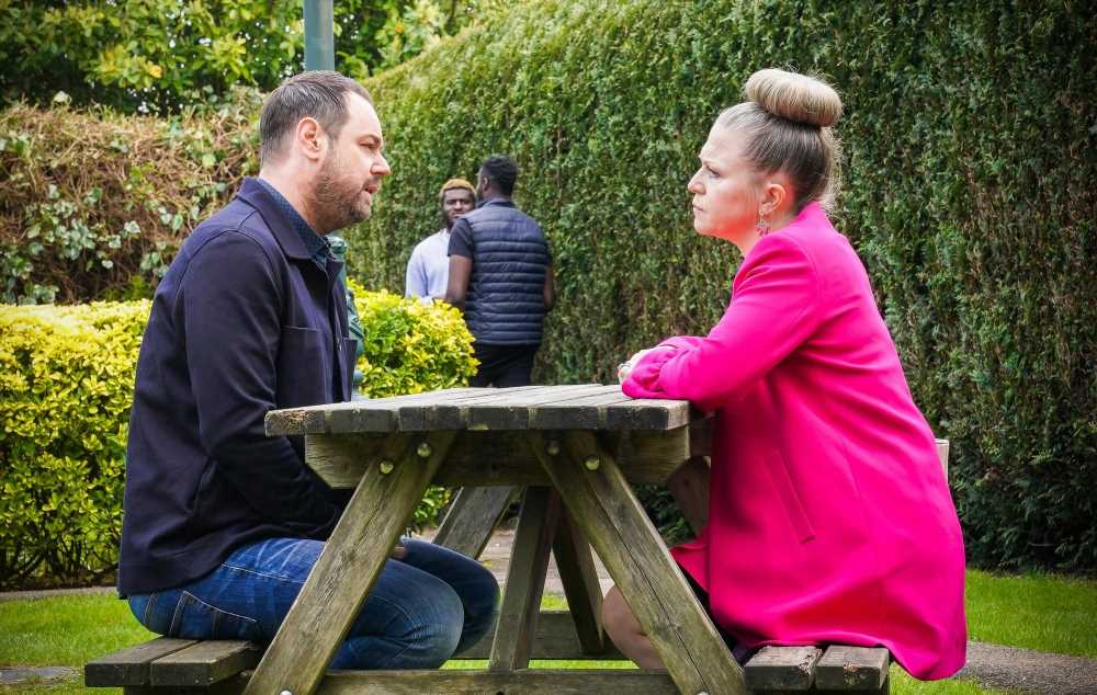 EastEnders spoilers: Pregnant Linda Carter makes a shock announcement in the Queen Vic