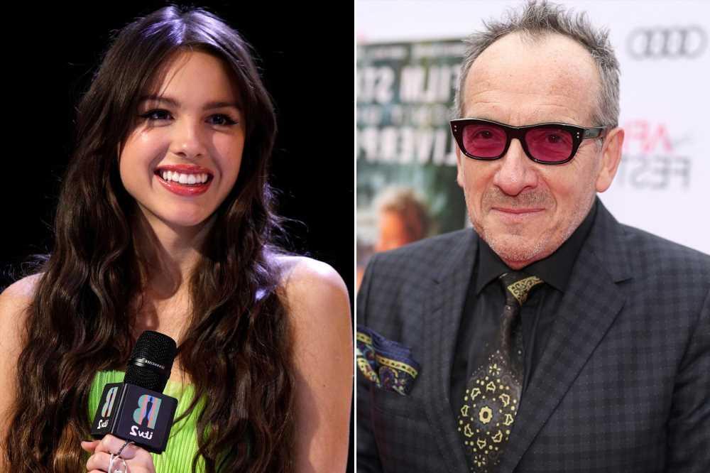 Elvis Costello on Olivia Rodrigo plagiarism claims: It's OK, I do it, too