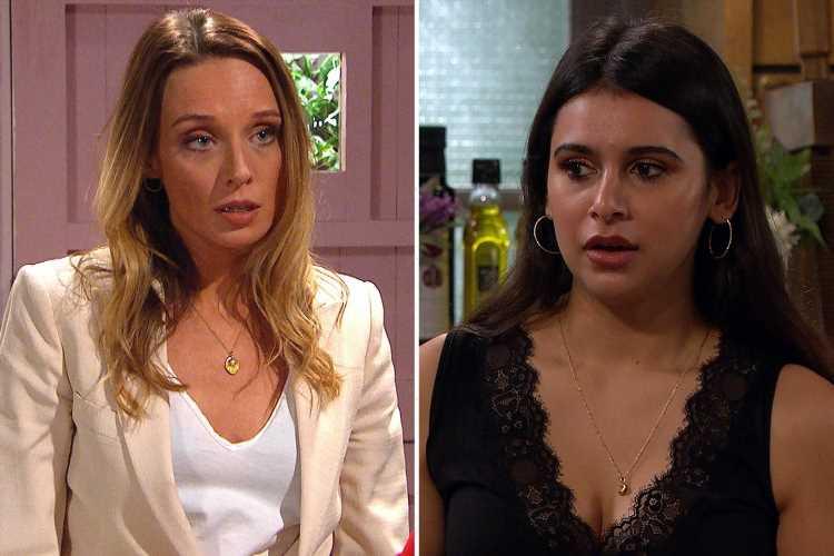 Emmerdale's Anna Nightingale warns 'everyone should be worried' as Meena takes her first victim