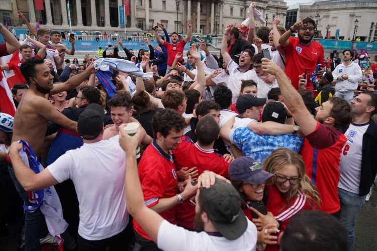 England fans to phone in sick tomorrow after boozy Euros celebrations  – what are YOUR rights?