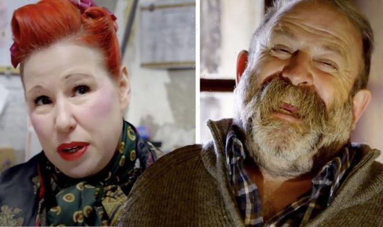 Escape to the Chateau's Dick Strawbridge on change to Angel 'Get rid of suspender belt'