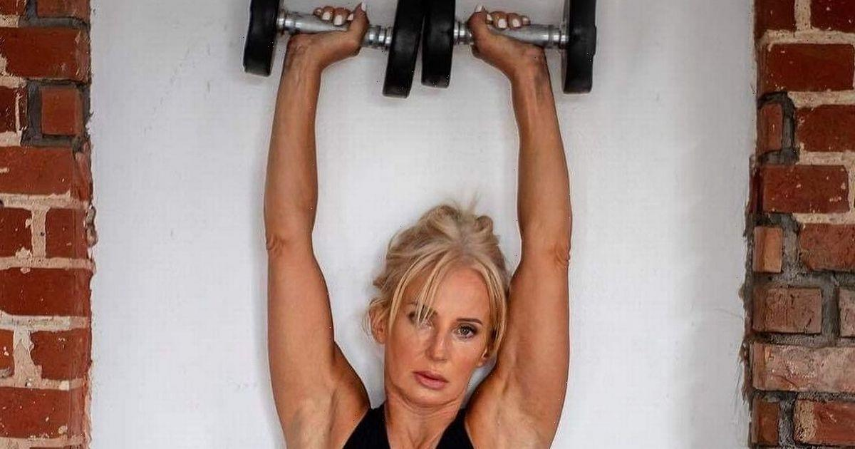 Fit model, 58, hit on by men decades younger who can't get over 'sexy' figure