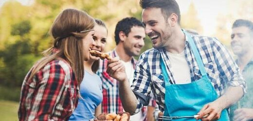 Football fans are set to spend £400m on beer and BBQ food